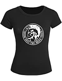Versace Logo Printing For Ladies Womens T-shirt Tee Outlet