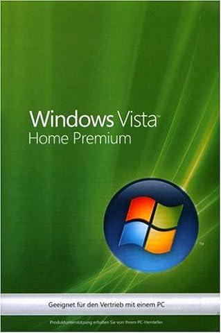 Windows Vista Home Premium 32 Bit OEM