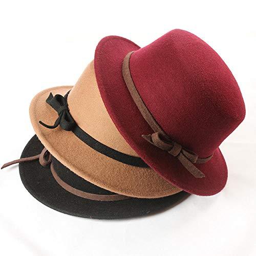Wintermütze Korean Style Pure Wool Hat Women