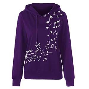 Damen Hoodie Pullover Kapuzenpullover Schmetterling Skull Print Langarm Sweatshirt Jacke Mantel Outwear Kapuzenpulli Kontrastfarbe Pullover Lose
