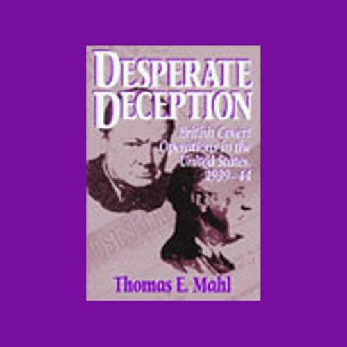 Desperate Deception  Audiolibri