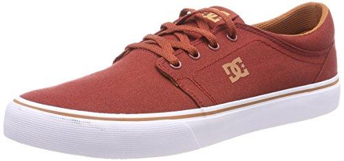 DC Shoes Herren Trase TX Sneaker, Rot (Rojo/(Burg Burgundy) Bur), 43 EU (9 UK)