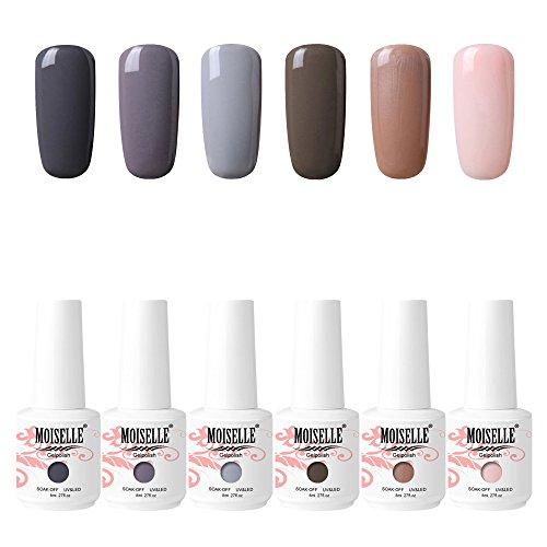 moiselle-6pz-colori-gel-8ml-smalto-semipermanente-gel-nail-polish-uv-led-ricostruzione-unghie-arte-0
