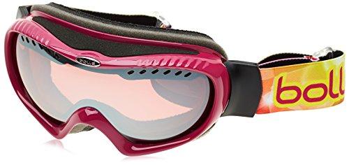 Bollé donna simmer ski goggle, donna, raspberry, taglia unica