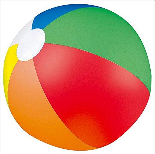 3 Stück Multicolour Wasserball / Strandball für Kinder - Urlaub Strand Spiel Freizeit Spass #8260mc
