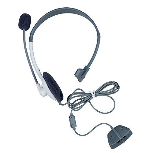 SODIAL(R) 2 Stueck Neues Live-Headset + MIC Kompatibel mit XBOX 360 Wireless Kontroller