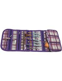 21R Hanging Toiletry Bag-Travel Organizer Cosmetic Make Up Bag Jewelery Pouch Multipurpose Storage Organiszer... - B07DP6TSRR