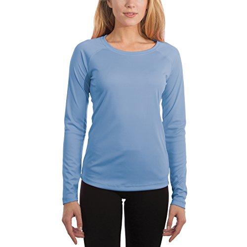 Vapor Apparel Damen UPF 50+ UV Sonnenschutz Langarm Performance T-Shirt