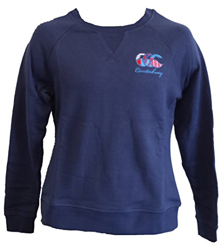 Canterbury Uglies Crew Sweatshirt - Womens Size 10 for sale  Delivered anywhere in UK