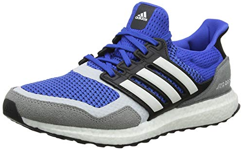 adidas Ultraboost S&l, Zapatillas de Running para Hombre, Azul Blue/FTWR White/Grey Three F17, 42 EU