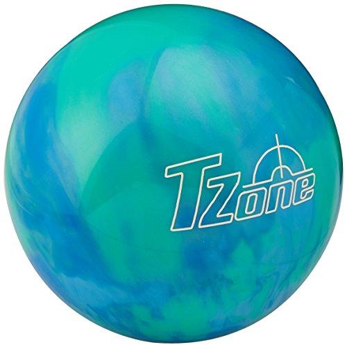 Bowlingkugel Brunswick TZone Karibik Blau blau 5 kg - Verschiedene Größen