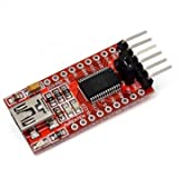 #3: Generic FT232Rl FTDI USB To TTL Serial Converter Adapter Module For Arduino