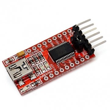 REES52 FT232Rl FTDI USB To TTL Serial Converter Adapter Module for Arduino