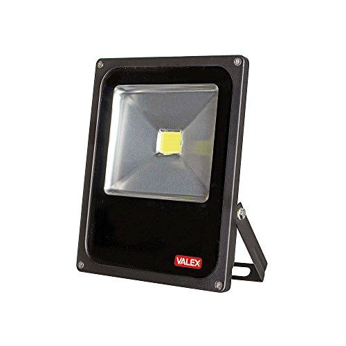 valex-faro-proiettore-led-slim-nero-luce-calda-20w-chip-alta-potenza-22x22mm-1300lumen-cavo-35cm-far