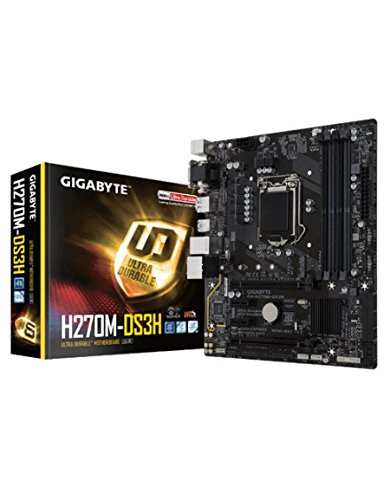 Placa Base Gigabyte H270M-DS3H