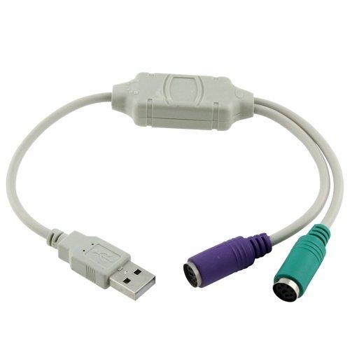 Adapter für Tastatur und Maus Weiß ()