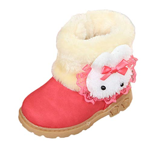 ecfa93de ... Invierno bebé niños niñas Zapatos de Cuero Botas Zapatos Calientes  Zapatos Waterproof. diciembre 11, 2018. item image. ¡Comprar en Amazon!