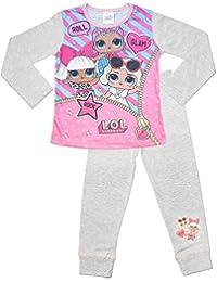 L.O.L. Surprise! Dolls Pijama para niñas Soft Cotton PJs Pijamas Confetti Pop Pjs Lil Sisters
