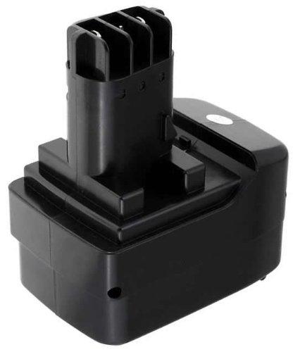 akku-net Hochwertiger 12V 3000mAh Ersatz Akku für Metabo Akkuschrauber BST12 Impuls || NiMH Technologie || leistungsstark