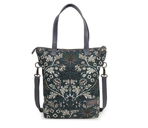 Eastpak shopper con tracolla porta pc Soukie Hyacint Limited Edition multicolore