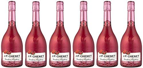 JP Chenet Fashion Erdbeer und Himbeer Cuvee Süß (6 x 0.75 l)