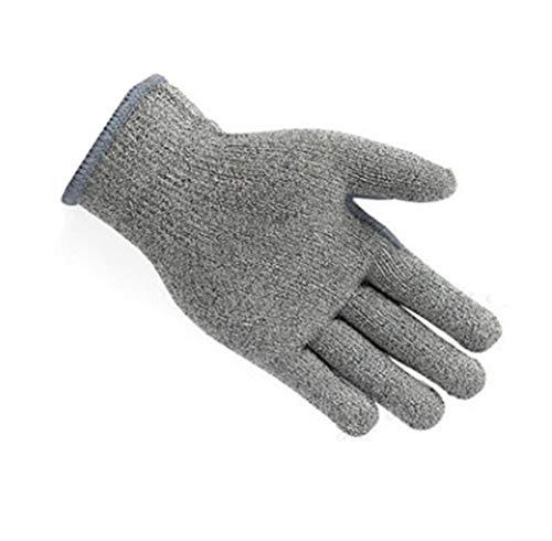 Coupe-preuve gants résistant à l'usure coupe-preuve et déchirure résistant à la bouche Tiger renforce les gants de travail de confort