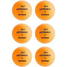 Artengo 40 + pelotas de tenis de mesa – paquete ...