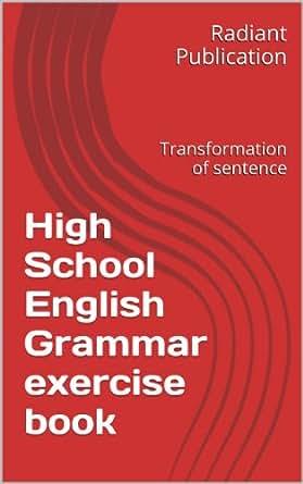 wren and martin grammar book