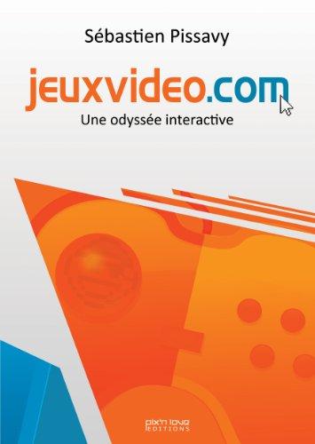Jeuxvideo.com - Une Odyssée Interactive