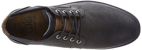 Mustang Herren 4111-302-820 Sneaker Blau (Navy)