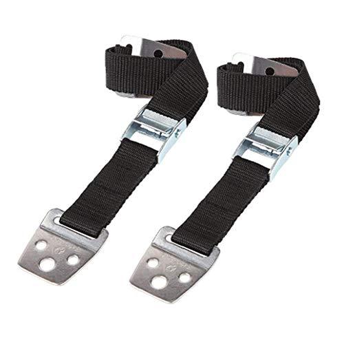cinturones de seguridad a prueba de caja del televisor rebobinado contra los niños de la correa con el kit completo de accesorios de montaje en caso de vuelco de muebles correas de plata 1set
