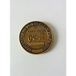 Moneda Ratón Peréz (Bronce)