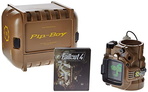 fallout 4 pip boy edition FALLOUT 4 PIP-BOY COLLECTORS EDITION - PC