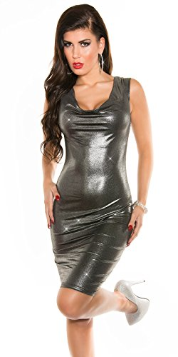 Sexy manches longues einarmig koucla by in-stylefashion sKU 0000AV778U Anthracite