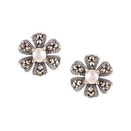 ananth-bijoux-en-argent-925-boucles-doreilles-clous-avec-marcassite-et-perles-swarovski-pour-femme