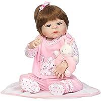 3 Teile satz Kaninchen Ohr Elastische Baby Stirnband Mädchen Haarschmuck
