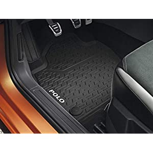 Volkswagen 2G106150082V Allwettermatten-Satz