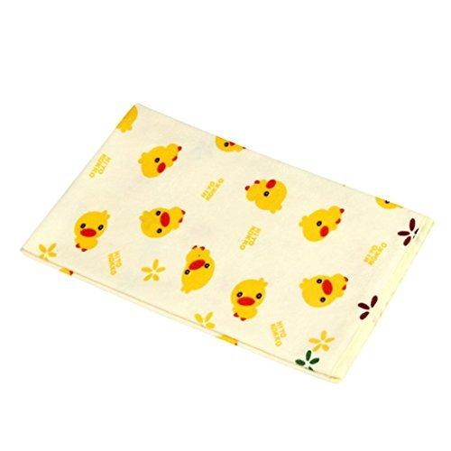 DZT1968 DZT1968 Children Kartoon Waterproof Mattress Sheet Bedding Diaper Changing Pad15.74''19.68'' (C)