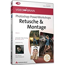 Photoshop-PowerWorkshops: Retusche & Montage (DVD-ROM)
