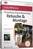 Produkt-Bild: Photoshop-PowerWorkshops: Retusche & Montage (DVD-ROM)