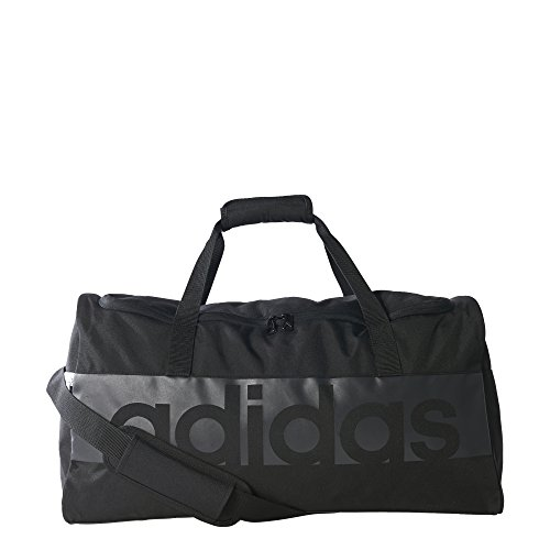 adidas Tiro Linear Team Sporttasche M, Black/Dark Grey
