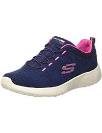 Skechers Burst-City Heat, Zapatillas para Mujer