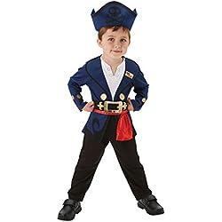 Disfraz Jake - Jake y los Piratas de Nunca Jamás, 3-4 años.