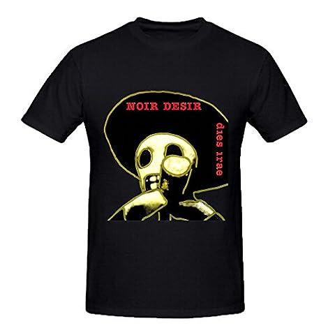 Noir Desir Dies Irae Custom T Shirts Design Round Neck X-Large
