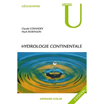 Hydrologie continentale (Géographie)
