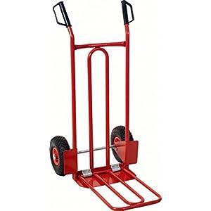 41qISZ9m9cL. SS300  - KS Tools 160.0226 Carretilla de transporte y apiladora, 250 kg