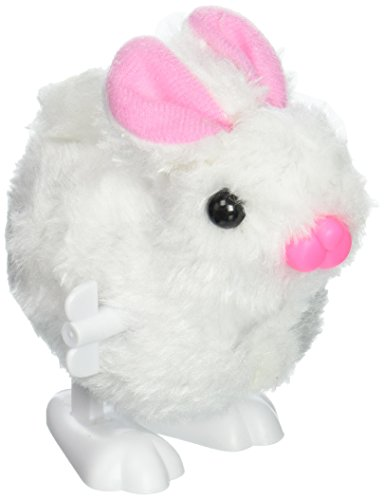Amscan International Wind Up Bunny (White) by Amscan - Wind Up Spielzeug Kostüm