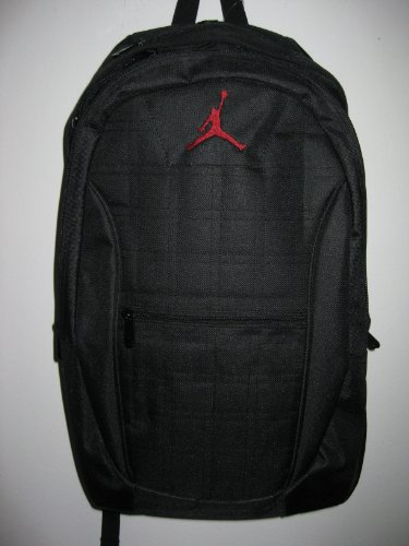 Jordan Boys Black Lockdown Backpack (Black)