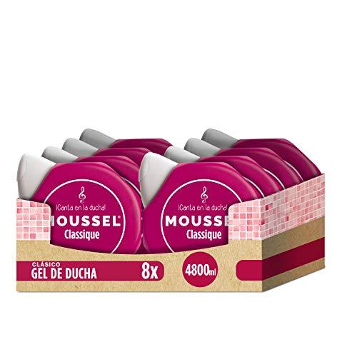 Moussel Gel Líquido Classique Aceites Esenciales