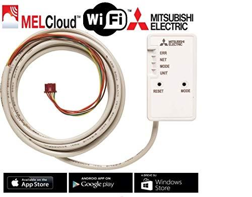 Mitsubishi-Klimaanlage-APP Internet Steuerung-MELCloud-WiFi-Interface Adapter-MAC-567IF-E